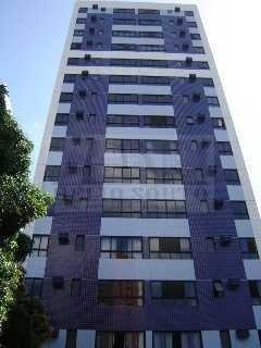 Edf. Manoel Quintas - Mobiliado - A000472
