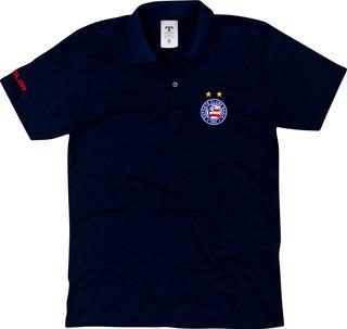 Blusa Polo Bahia, Camisa Do Bahia Masculino Branco, Azul...