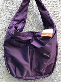 Bolsa Puma Fitness Lux Small Hobo Bag - Violet
