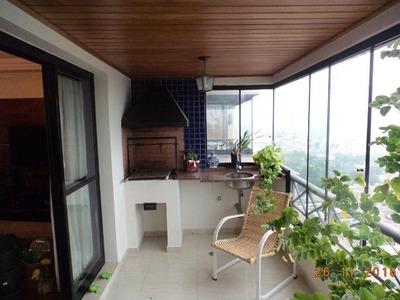Apartamento Em Morumbi, São Paulo/sp De 132m² 3 Quartos À Venda Por R$ 430.000,00 - Ap190019