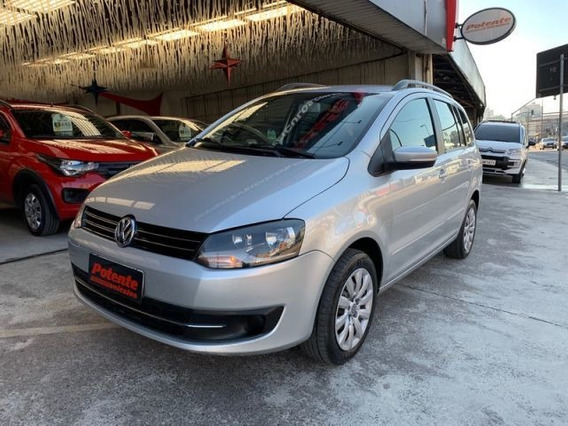 Volkswagen Spacefox I-motion 1.6 Mi 8v Total Flex, Nrl4568