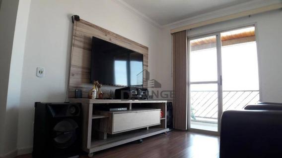 Apartamento De 2 Dormitórios Na Vila Industrial - Ap18242