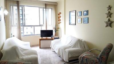 Apartamento Para Venda, 2 Dormitórios, Pompéia - Santos - 4746