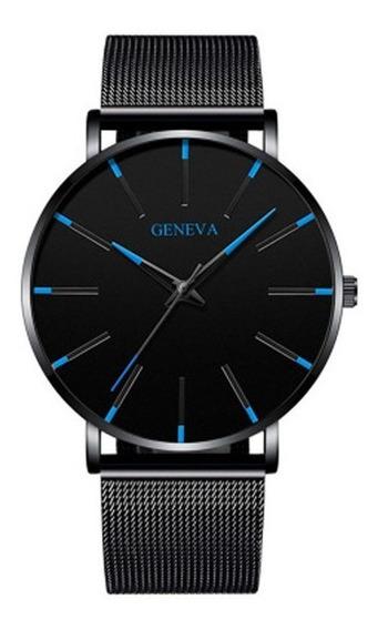Reloj Geneva Original Casual Nuevo Modelo Elegante