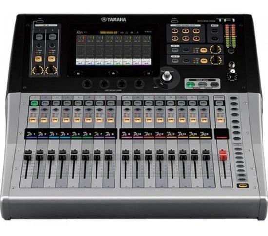 Mesa De Som Digital 40 Canais Tf1 Yamaha