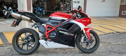 Imagen 1 de 8 de Ducati Evo 848 Cambio Importada Modelo 2012 Motomaniaco