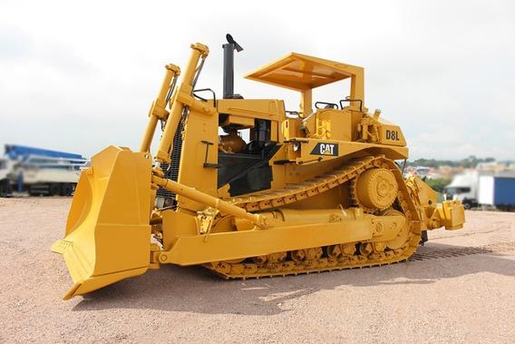 Cartepillar D8l Crawler 1985 Super Conservado = D8k D8h D8t
