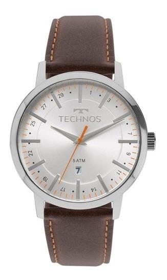 Relógio Technos Masculino Steel 2115mmh/1b