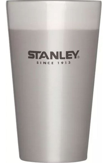 Vaso Térmico Stanley Adventure Pinta 473 Ml Acero Inoxidable