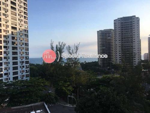 Imagem 1 de 15 de Apartamento-à Venda-barra Da Tijuca-rio De Janeiro - 100470