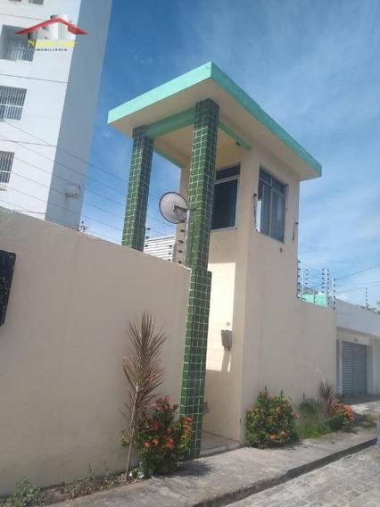 Apartamento Com 3 Dormitórios À Venda, 109 M² Por R$ 295.000 - Jacarecanga - Fortaleza/ce - Ap0602