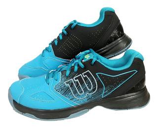 Zapatillas Tenis Padel Wilson Kaos Stroke Hombre Loc. No.1