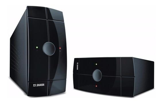 Nobreak Power Ups Ts Shara 700va Mono/115v 6t - 4008