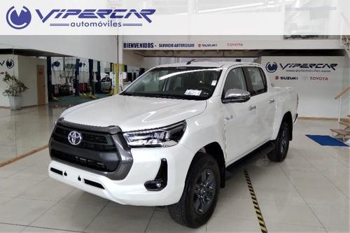 Imagen 1 de 14 de Toyota Hilux Srv 2.7 2021 0km