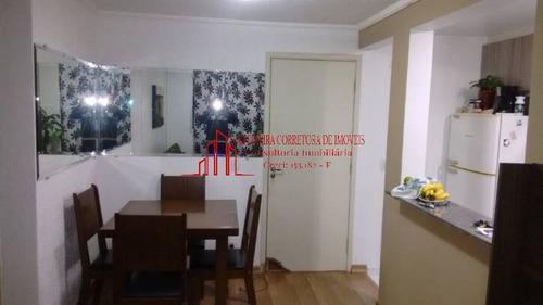 Apartamento Parque São Vicente Condomínio Baixo E Lazer - 1003