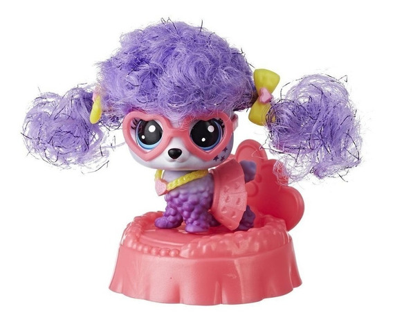 Littlest Pet Shop Premiun Pet - Bebe La Poodle - Hasbro