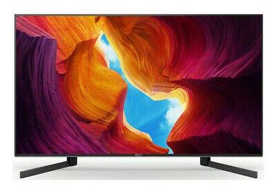 Sony Xbr 49x950h 49 Bravia 4k Ultra Hd Hdr Smart Tv