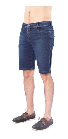 Bermuda Masculina Jeans Kevyn