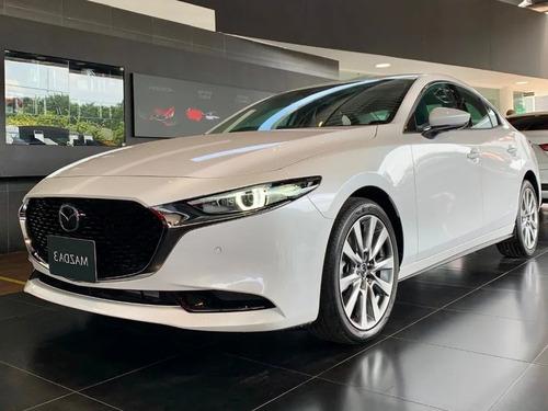 Mazda 3 Grand Touring Lx 2.5l Blanco   2021