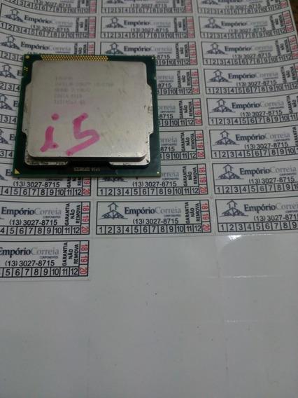 Processador Intei Soquet 1155 I5-2300 Com Cooler Original