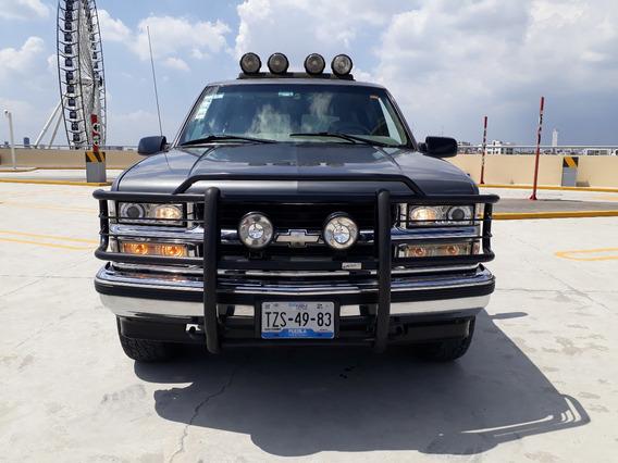 Chevrolet Tahoe 1999 Lt 4x4 Piel Bluetooth Aire Acondicionad