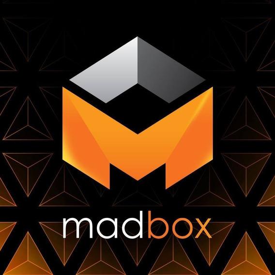 Madbox Mark1 Batman Dc Oficial Ovnipress Remera Mistery Box