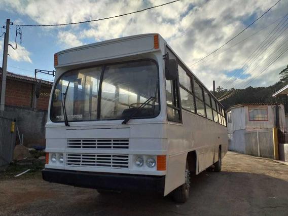 Ônibus Urbano 38p / Mercedes Benz 1313 / Ano 1984.