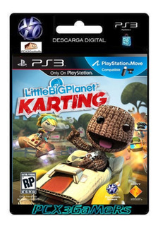 Ps3 Juego Littlebigplanet Karting Pcx3gamers