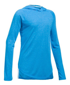Sudadera Atletica Threadborne Niña Under Armour Ua2504