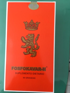 Fosfokavar Aleman Kavaina Original
