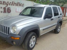 Jeep Liberty Americano 2002