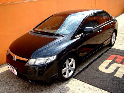 Honda Civic 1.8 Lxs 16v Gasolina 4p Automático