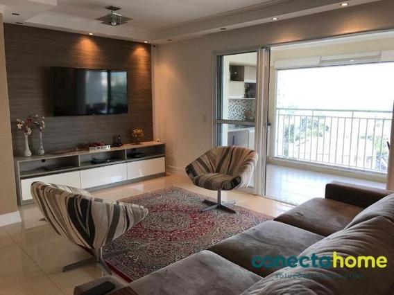 Apartamento No Condomínio Supera, 3 Suites, 2 Vagas, Varanda Gourmet! - 1502al