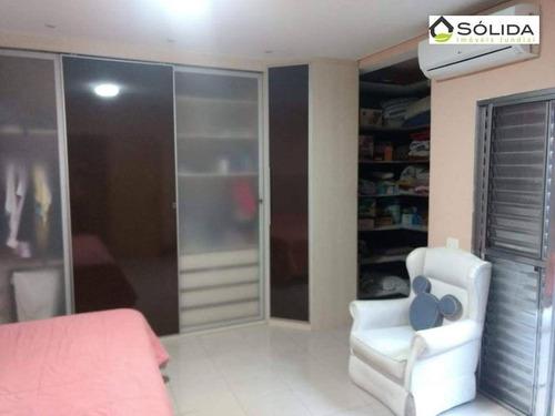 Imagem 1 de 24 de Excelente Casa A Venda No Bairro Parque Cidade Jardim Ii Em Jundiai Sp. - Ca0473
