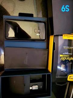 Samsung Galaxy S9 Negro 64gb 6ram