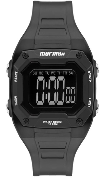 Relógio Mormaii Unissex Nxt Mo9451ab/8p