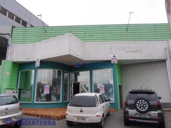 Sala Para Alugar, 450 M² Por R$ 7.500,00/mês - Petrópolis - Londrina/pr - Sa0048