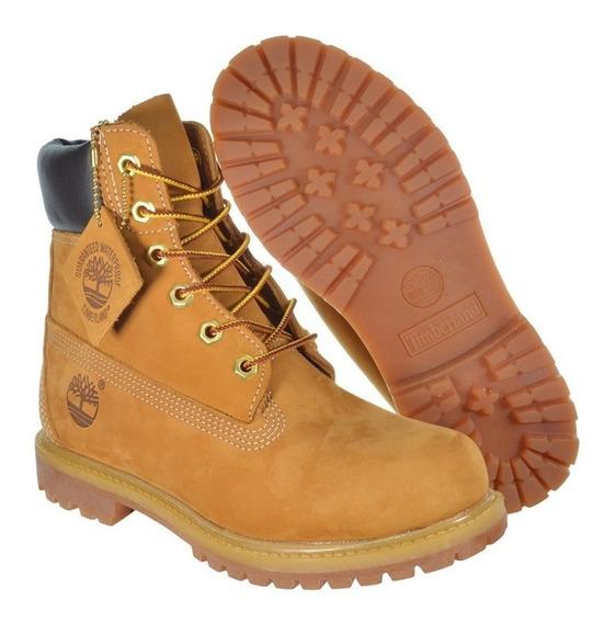 Bota Timberland Yellow Boot 6 Premium