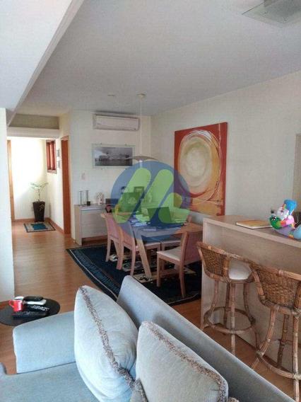 Apartamento Com 3 Dorms, Centro, Pelotas - R$ 660 Mil, Cod: 8 - V8