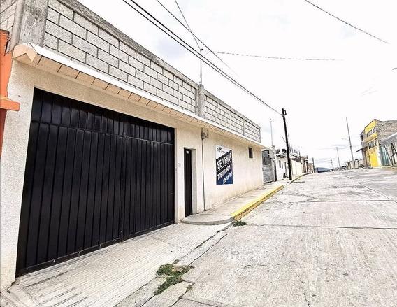 Casa En Venta En Apan Hidalgo, De 3 Habitaciones Y 3 Baños.