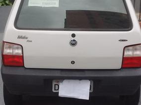 Fiat Uno Mille Fire Flex 1.0