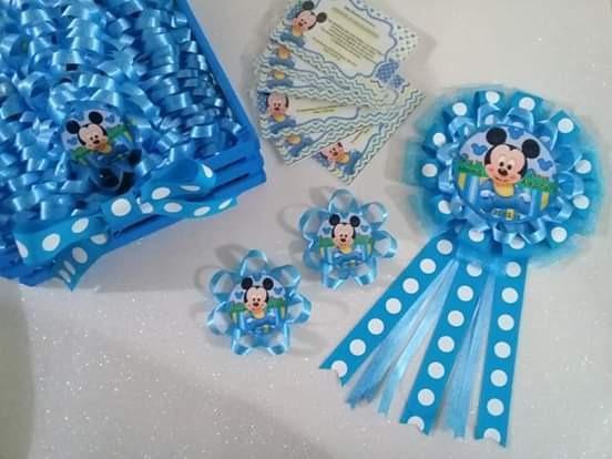 Distintivos Para Baby Shower S&a Bella Creación