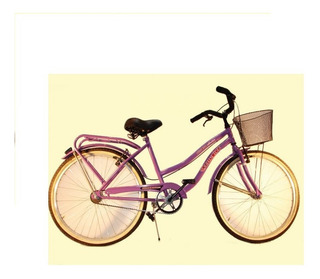 Bicicleta Kelinbike Playera Dama Full Canasto - Racer Bikes