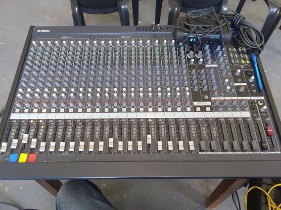 Mesa De Som Yamaha 24/14fx (usada)
