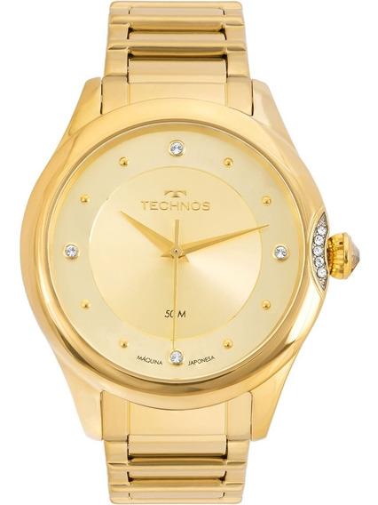 Relógio Feminino Technos 2035mfr/4x Barato Original Garantia