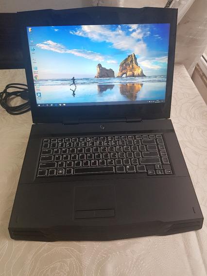 Notebook Dell Alienware M15x Ssd 500gb