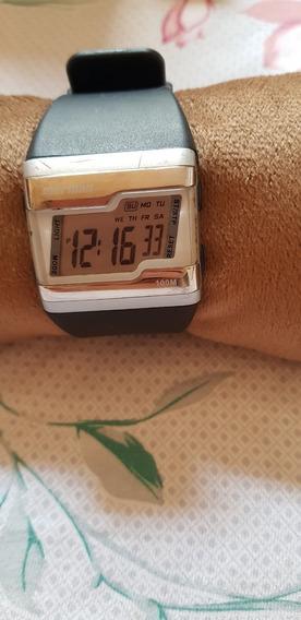 Relógio Digital Mormaii Troca Pulseira - Original