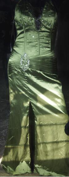 Vestido De Fiesta Largo Para Dama Talla M