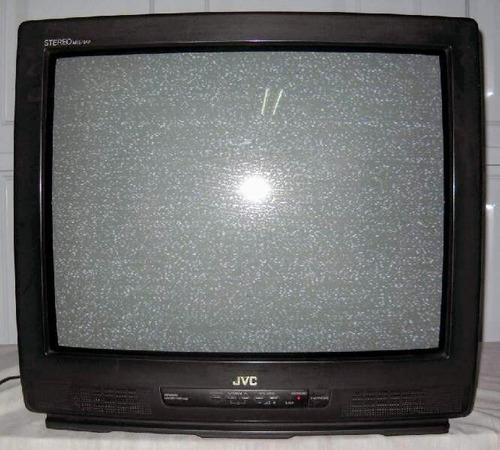 Tv Jvc 21 Pulgadas En Uso