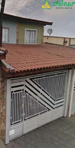 Imagem 1 de 16 de Venda Sobrado 3 Dormitórios Jardim Bela Vista Guarulhos R$ 450.000,00 - 32465v